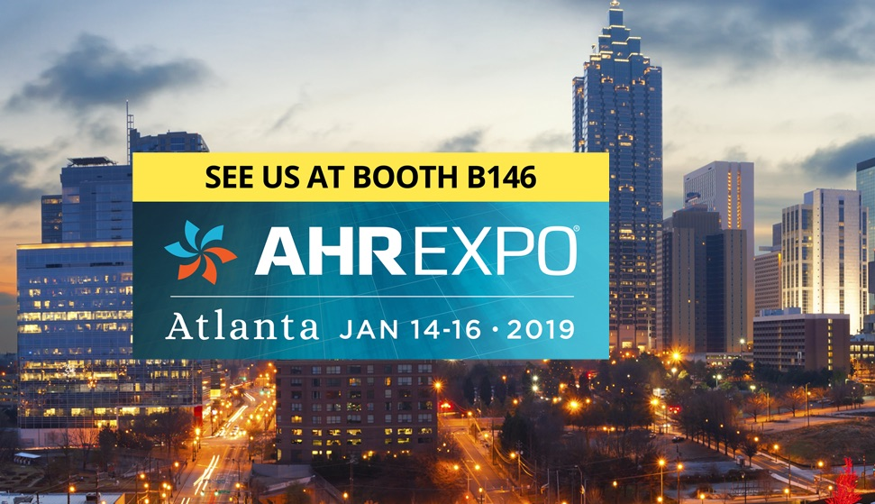 COOPER&HUNTER PARTICIPATED AT AHR EXPO 2019 in Atlanta, GA